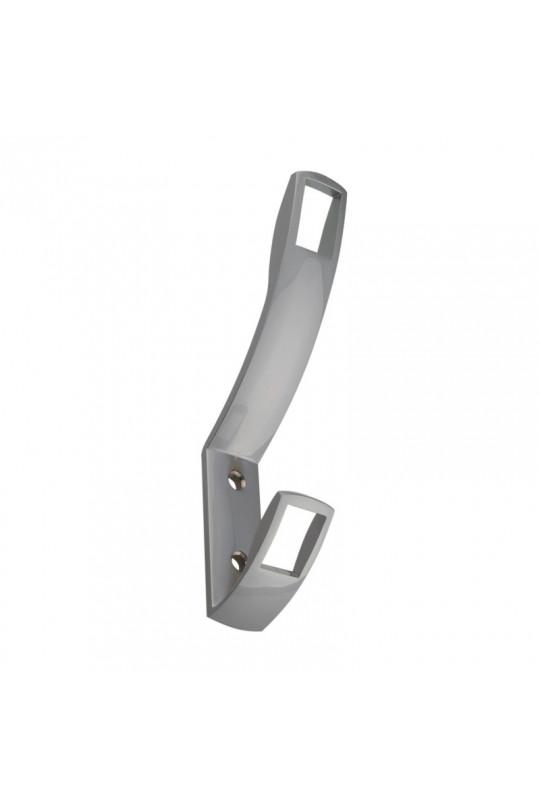 Крючок мебельный DW08G6 алюминий